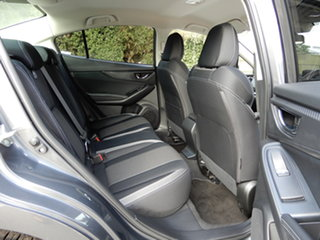 2018 Subaru Impreza G5 MY19 2.0i-L CVT AWD Dark Grey 7 Speed Constant Variable Hatchback
