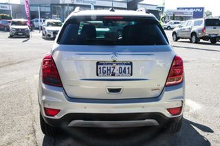 2016 Holden Trax TJ MY17 LT Silver 6 Speed Automatic Wagon.