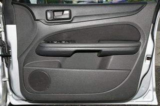 2007 Ford Focus LS LX Silver 4 Speed Automatic Sedan