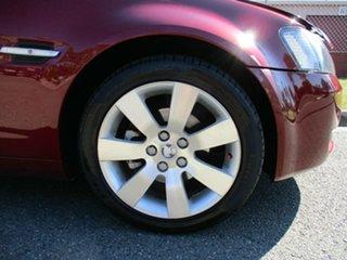 2007 Holden Commodore VE Lumina Maroon 4 Speed Automatic Sedan