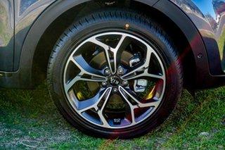 2021 Kia Sportage QL MY21 GT-Line AWD Mercury Blue 6 Speed Sports Automatic Wagon
