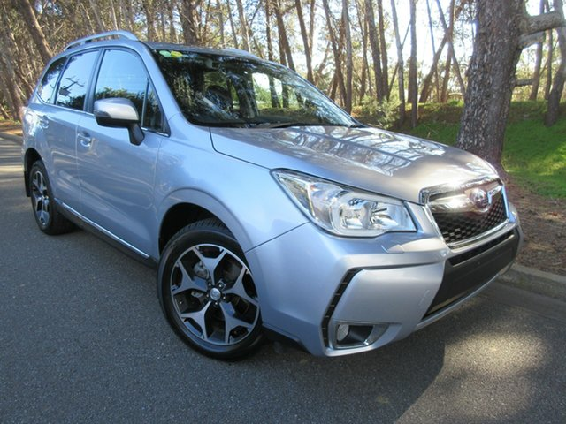Used Subaru Forester S4 MY14 XT Lineartronic AWD Reynella, 2014 Subaru Forester S4 MY14 XT Lineartronic AWD Silver 8 Speed Constant Variable Wagon