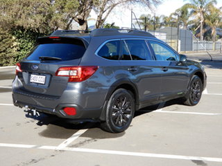 2019 Subaru Outback B6A MY19 2.5i-X CVT AWD Magnetite Grey 7 Speed Constant Variable Wagon