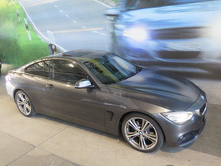 2013 BMW 428i F32 Sport Line 8 Speed Automatic Coupe.