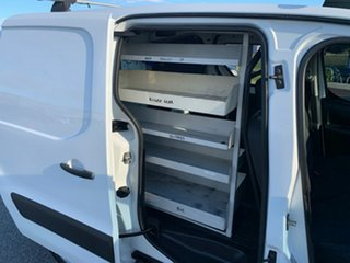 2012 Peugeot Partner B9P 1.6 HDi White 5 Speed Manual Van
