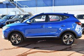 2021 MG ZS EV AZS1 MY21 Essence Clipper Blue 1 Speed Reduction Gear Wagon