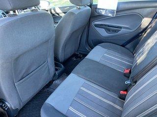 2009 Ford Fiesta WS CL Blue 5 Speed Manual Hatchback