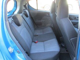 2013 Suzuki Alto GF GL 5D Hatchback Blue 4 Speed Automatic Hatchback