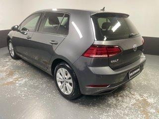 2017 Volkswagen Golf 7.5 MY18 110TSI DSG Trendline Indium Grey 7 Speed Sports Automatic Dual Clutch
