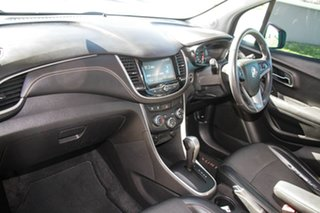 2016 Holden Trax TJ MY17 LT Silver 6 Speed Automatic Wagon