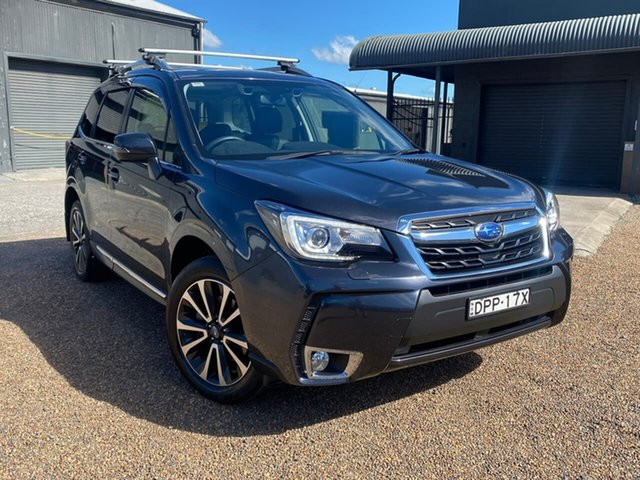 Used Subaru Forester S4 MY16 XT CVT AWD Premium Tuggerah, 2016 Subaru Forester S4 MY16 XT CVT AWD Premium Grey 8 Speed Constant Variable Wagon