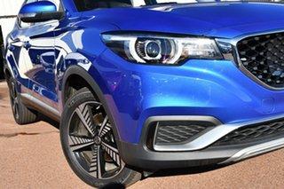 2021 MG ZS EV AZS1 MY21 Essence Clipper Blue 1 Speed Reduction Gear Wagon.