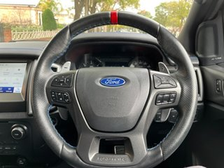 2019 Ford Ranger PX MkIII 2019.00MY Raptor Black 10 Speed Sports Automatic Double Cab Pick Up