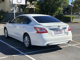 2013 Nissan Altima L33 ST X-tronic White 1 Speed Constant Variable Sedan.