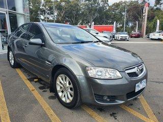 2011 Holden Berlina VE II Silver 4 Speed Automatic Sedan.