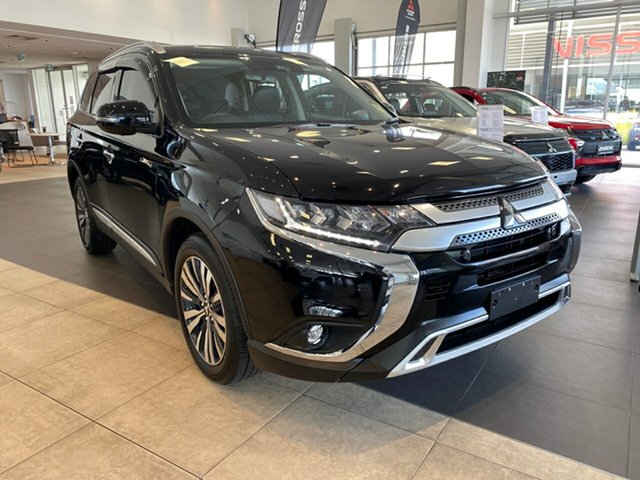 New Mitsubishi Outlander ZL MY21 Exceed AWD Essendon North, 2021 Mitsubishi Outlander ZL MY21 Exceed AWD X42 6 Speed Sports Automatic Wagon