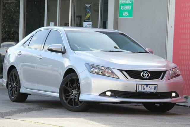 Pre-Owned Toyota Aurion Glen Waverley, Aurion Sportivo 3.5L Petrol Automatic Sedan