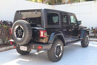 2021 Jeep Wrangler JL MY21 Unlimited Rubicon Gloss Black 8 Speed Automatic Hardtop