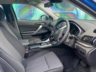 2021 Mitsubishi Eclipse Cross YB MY21 LS 2WD Lightning Blue 8 Speed Constant Variable Wagon