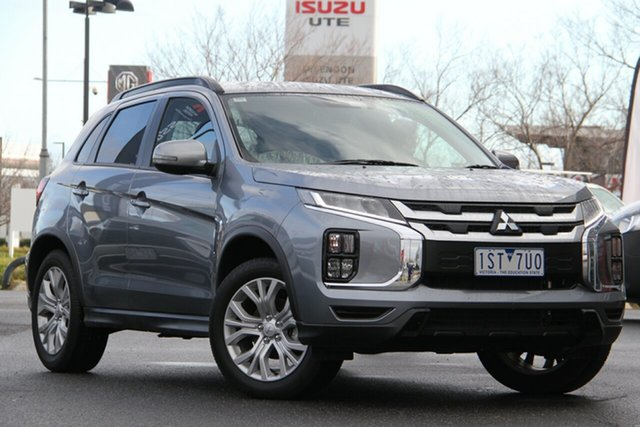 Used Mitsubishi ASX XD MY20 LS 2WD Essendon North, 2020 Mitsubishi ASX XD MY20 LS 2WD Grey 1 Speed Constant Variable Wagon