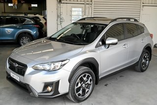 2018 Subaru XV G5X MY18 2.0i Premium Lineartronic AWD Silver 7 Speed Constant Variable Wagon