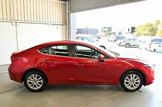 2016 Mazda 3 BM5276 Maxx SKYACTIV-MT Red 6 Speed Manual Sedan