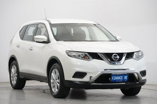 2015 Nissan X-Trail T32 TS X-tronic 2WD White 7 Speed Constant Variable Wagon