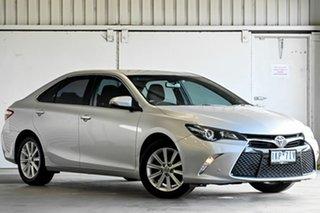 2017 Toyota Camry ASV50R Atara S Silver 6 Speed Sports Automatic Sedan.