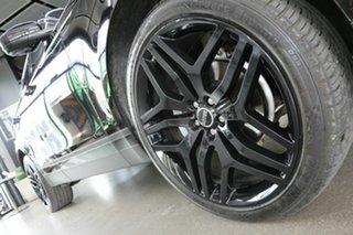 2019 Land Rover Range Rover Velar L560 MY19.5 Standard SE Black 8 Speed Sports Automatic Wagon