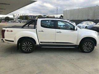 2019 Isuzu D-MAX MY19 X-Runner Crew Cab White 6 Speed Sports Automatic Utility