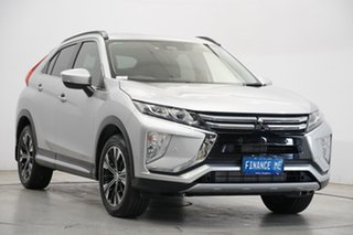 2018 Mitsubishi Eclipse Cross YA MY18 LS 2WD Sterling Silver 8 Speed Constant Variable Wagon