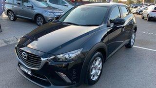 2017 Mazda CX-3 DK2W76 Maxx SKYACTIV-MT Black 6 Speed Manual Wagon.