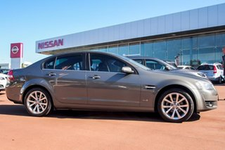 2010 Holden Berlina VE II Grey 6 Speed Sports Automatic Sedan.