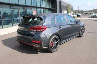 2021 Hyundai i30 Pde.v4 MY22 N D-CT Dark Knight 8 Speed Sports Automatic Dual Clutch Hatchback