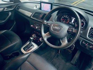 2012 Audi Q3 8U MY13 TFSI S Tronic Quattro Grey 7 Speed Sports Automatic Dual Clutch Wagon