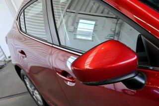2016 Mazda 3 BM5276 Maxx SKYACTIV-MT Red 6 Speed Manual Sedan.