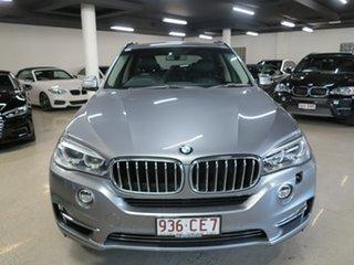 2014 BMW X5 F15 sDrive25d Grey 8 Speed Automatic Wagon.