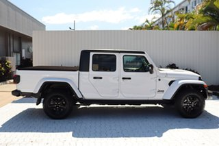 2021 Jeep Gladiator JT MY21 V2 Night Eagle Pick-up Bright White 8 Speed Automatic Utility