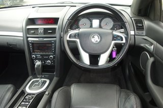 2009 Holden Commodore VE MY10 SS V Silver 6 Speed Sports Automatic Sedan