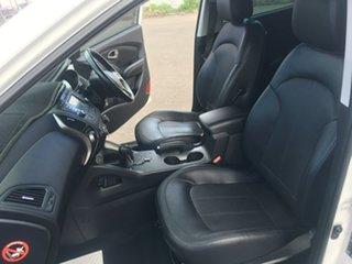 2014 Hyundai ix35 Series II SE White Sports Automatic