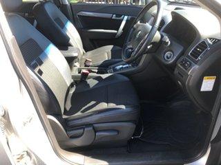 2013 Holden Captiva CG MY12 7 CX (4x4) Silver 6 Speed Automatic Wagon