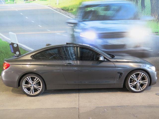 Used BMW 428i F32 Sport Line Osborne Park, 2013 BMW 428i F32 Sport Line 8 Speed Automatic Coupe