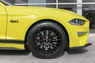 2021 Ford Mustang FN 2021.50MY GT Yellow 10 Speed Sports Automatic Fastback