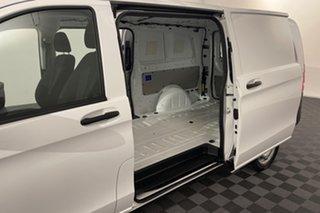 2018 Mercedes-Benz Vito 447 114BlueTEC SWB 7G-Tronic + White 7 speed Automatic Van