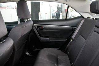 2017 Toyota Corolla ZRE172R Ascent S-CVT Glacier White 7 Speed Constant Variable Sedan