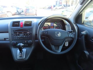 2012 Honda CR-V MY11 (4x4) Silver 5 Speed Automatic Wagon