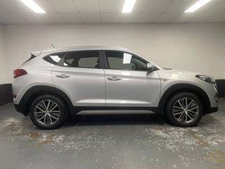 2017 Hyundai Tucson TL MY17 Active X 2WD Silver 6 Speed Sports Automatic Wagon