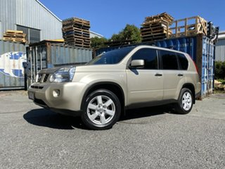 2010 Nissan X-Trail T31 MY10 TS Gold 6 Speed Sports Automatic Wagon