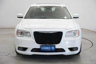 2012 Chrysler 300 LX MY13 SRT-8 White 5 Speed Sports Automatic Sedan.