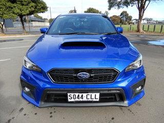 2017 Subaru WRX V1 MY18 Premium Lineartronic AWD Blue 8 Speed Constant Variable Sedan.